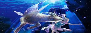 Capricorn or The Sea Goat