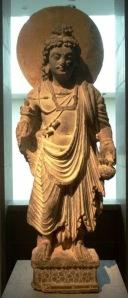 Miroku Bosatsu or Maitreya (Buddha of the future)