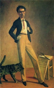 The King of Cats, 1935, Balthus