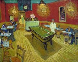The Night Cafe At Arles 1888