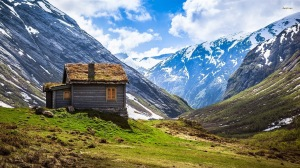 mountain-cabin-in-norway