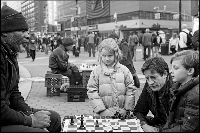 chess-players union square damien derouene