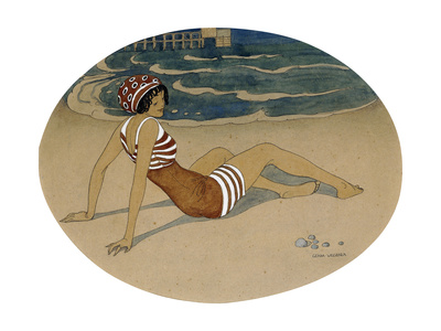 gerda-wegener-the-new-bathing-suit