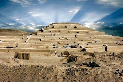 Nazca architecture