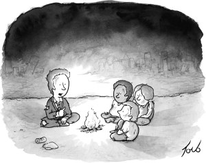 New Yorker Cartoons 1