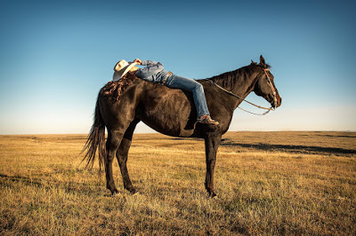 Cowgirl-and-Horse-Photos