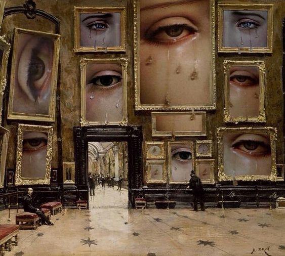 eyes - museum