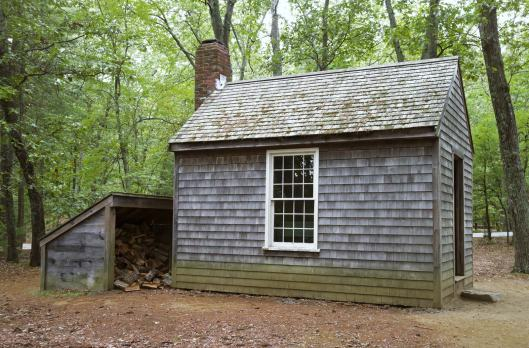replica-cabin-henry-david-thoreau-concord-massachusetts